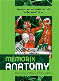 Memorix Anatomy – 2 nd edition